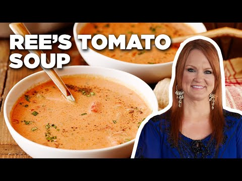 Recipe of the Day: Ree's Best Tomato Soup Ever | The Pioneer Woman | Food Network
