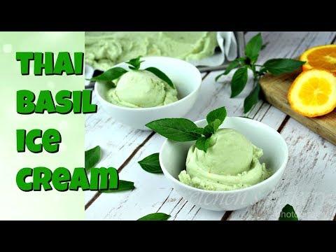 Basil Ice Cream~ Vegan~ Dairy Free