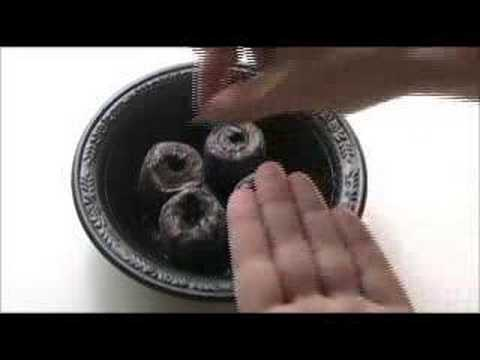 How to Use Peat Pellets